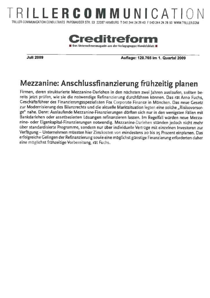 thumbnail of 16_Mezzanine_Anschlussfinanzierung_fruehzeitig_planen
