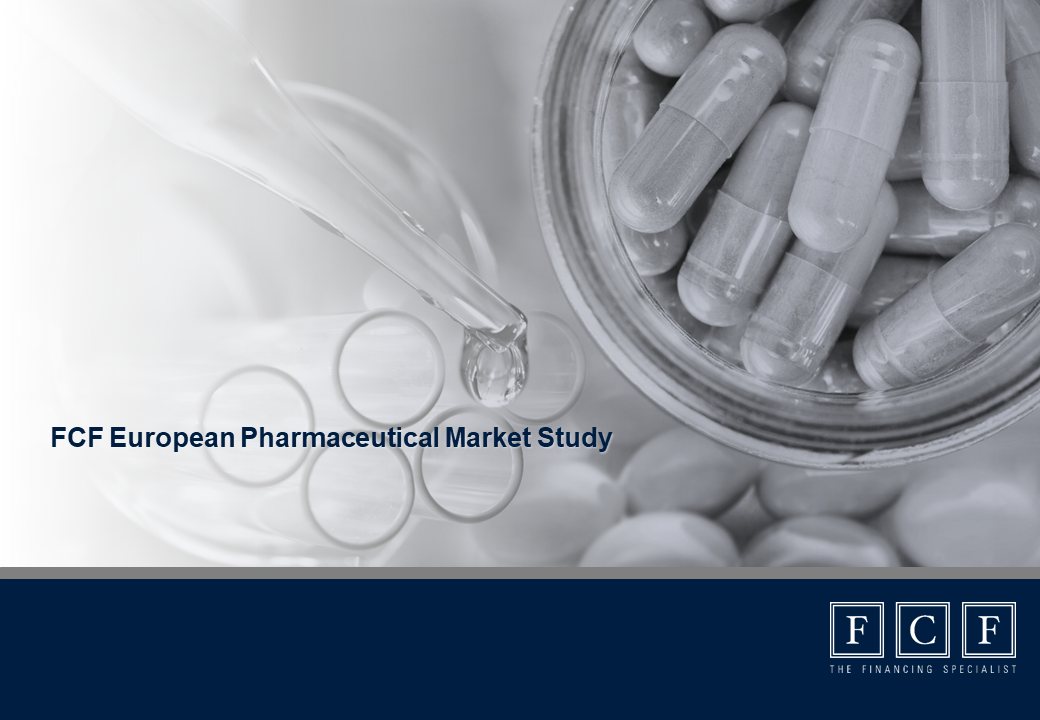 Pharmaceutical Market Study Cover
