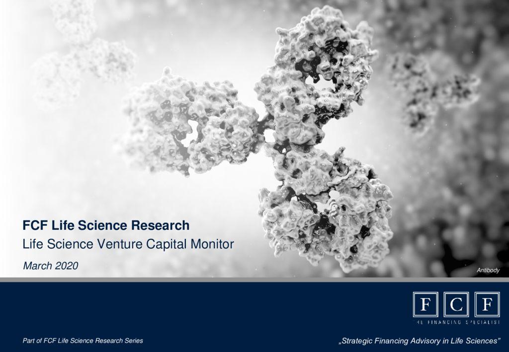 thumbnail of FCF Life Science VC Monitor – 03-2020