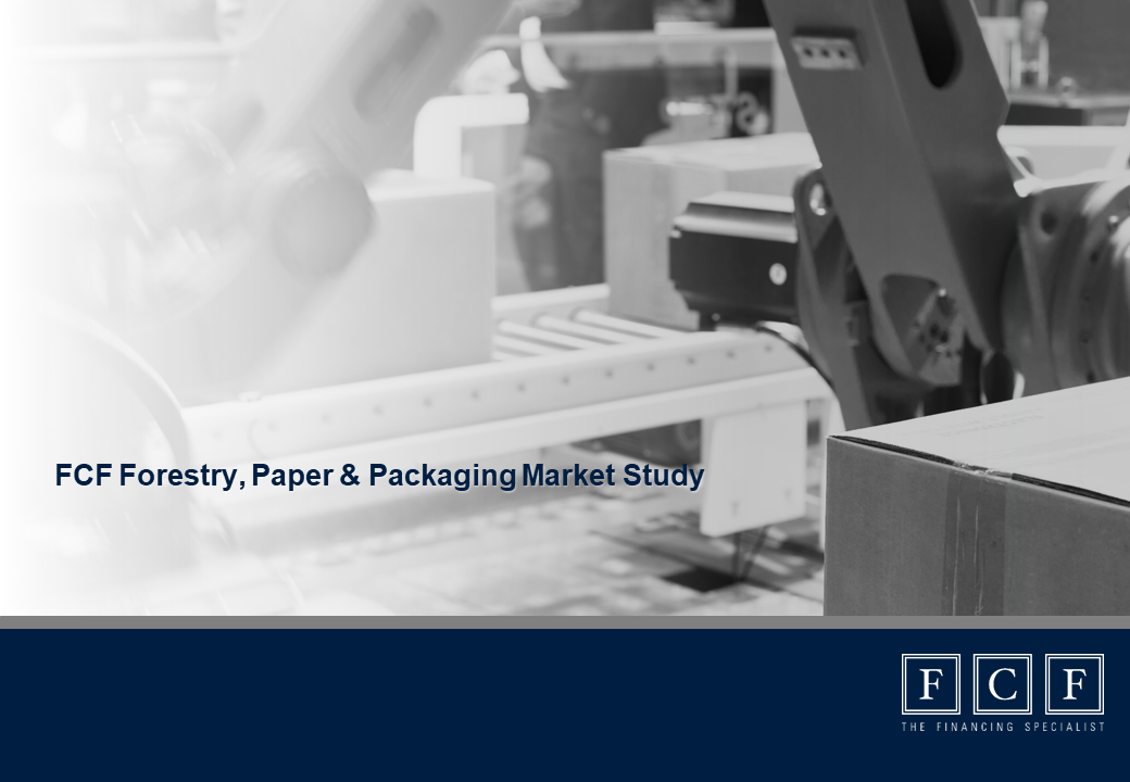 Forestry Paper and Packaging Market Study Cover Generic