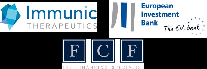 Immunic EIB FCF Life Sciences