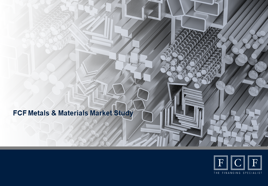 Metals and Materials Market Study Cover