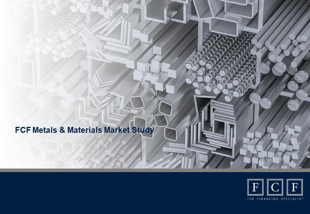 Metals and Materials Market Study Cover