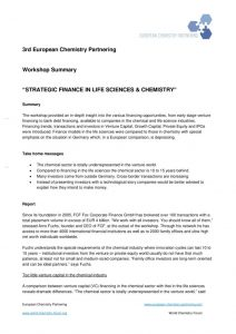 thumbnail of Workshop_Strategic_Finance_3rd_European_Chemistry_Partnering_FCF